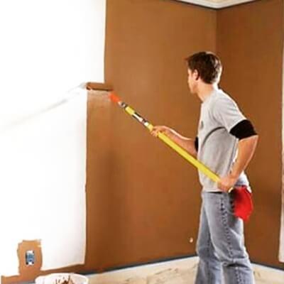 نقاشی ساختمانی در گروه  خدمات ساختمانی نقاشی ساختمان