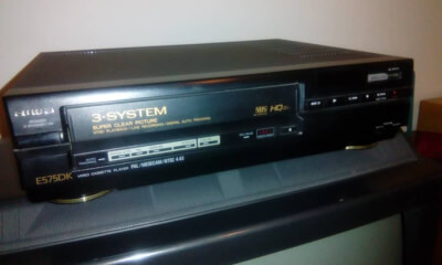 ویدئو آیوا (وی اچ اس)   Aiwa VHS در گروه  لوازم صوتی و تصویری