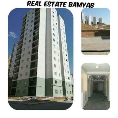 آپارتمان فاز۱۱محل احداث متروپردیس ۴۰ میلیون وام در گروه  املاک خرید و فروش آپارتمان