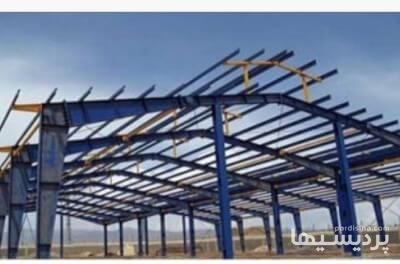 طراحی , ساخت , نصب و اجرای سوله خرپا ، سقف سوله خر در گروه  خدمات ساختمانی اجرای سقف
