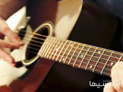 اموزش خصوصی گیتار در گروه  آموزش هنری