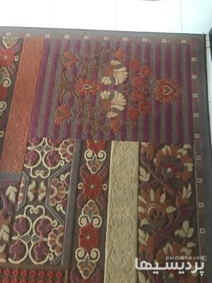 فرش گل برجسته ترك در گروه  لوازم فرش و موکت