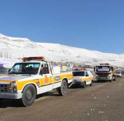امداد خودرو پردیس بومهن در گروه  خدمات حمل و نقل