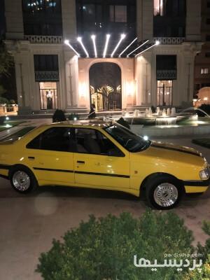 اجاره دربست تاکسی به هر نقطه از تهران و ایران در گروه  وسایل نقلیه اجاره خودرو