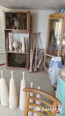 خراطی اکبر در گروه  صنعت چوب
