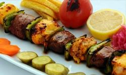 نان داغ کباب داغ بادبزن در گروه  خدمات رستوران