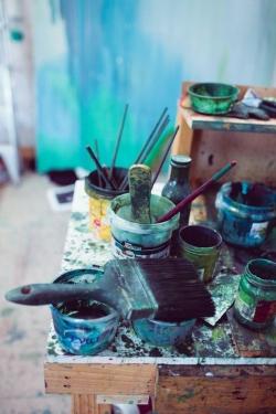 گالری مدرن در گروه  خدمات فرهنگی و هنری