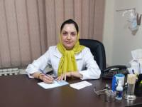 دکتر سارا فرهادی متخصص کودکان و نوزادان ( اطفال ) در گروه  زیبایی و پزشکی