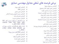ثبت نام بدون كنكور در رشته مهندسي صنايع در بهمن ٩٧ در گروه  استخدام