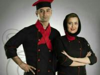 روپوش رستوراني ، لباس کار مشاغل توکا
