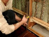 ساخت و تعمیرات انواع مبلمان و کابینت در منزل شما ه