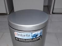 سطل آشغال تمام استیل پدالی