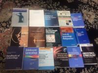 فروش کتاب های لاتین پزشکی سایر تخصصها(زنان و ...)
