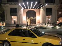 اجاره دربست تاکسی به هر نقطه از تهران و ایران