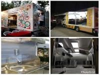 تولید فست فود رستوران کافی شاپ سیار در گروه  خدمات