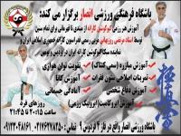 کیوکوشین کاراته ایران در گروه  آموزش