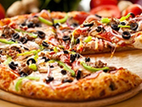 پیتزا لندشهر پردیس -