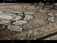 فرش ماشینی ابریشم
