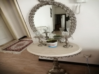 آینه و شعمدان