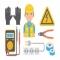 برقکار  در گروه  خدمات ساختمانی برق و الکترونیک