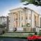 طراحی تخصصی نما در گروه  خدمات ساختمانی نماسازی ساختمان